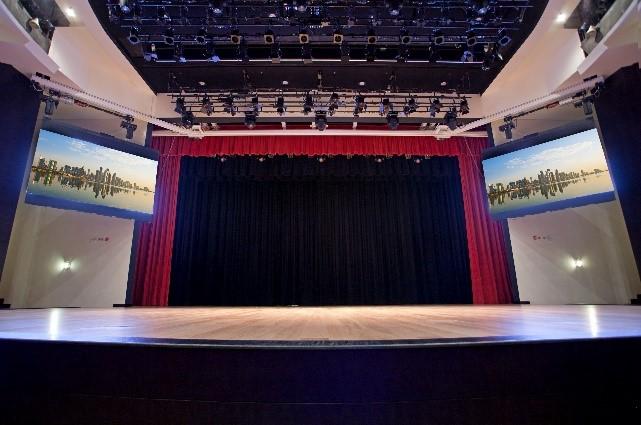 Techno Q - AL Rayyan Theatre