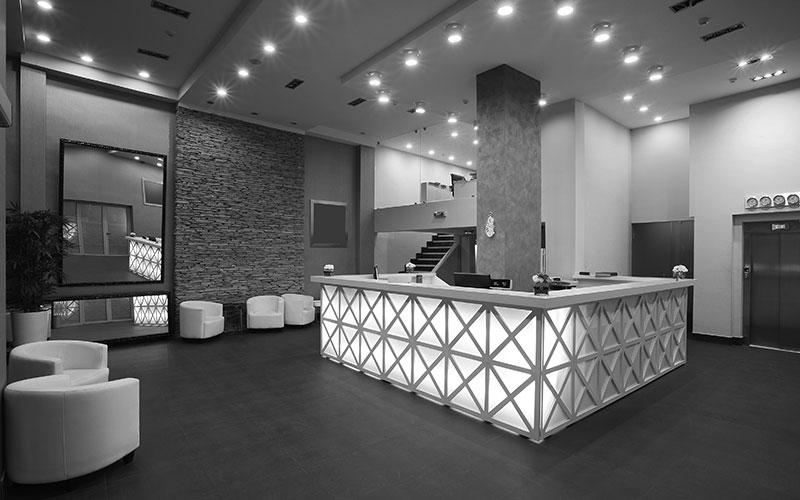Lighting Solution for Hotel