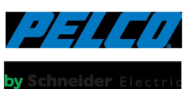 Pelco by Shneider Electric Logo