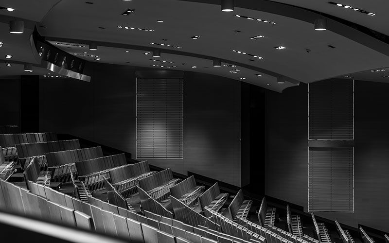 Theater AV and Lighting Solution for American School of Doha