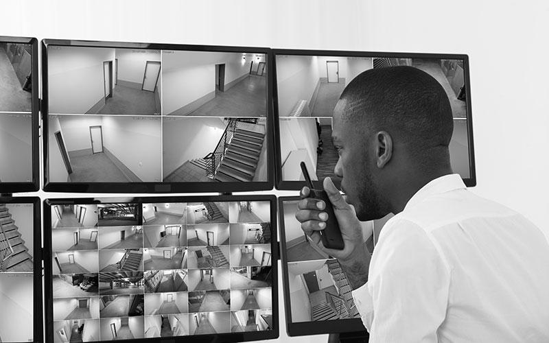 CCTV Control System for RasGas