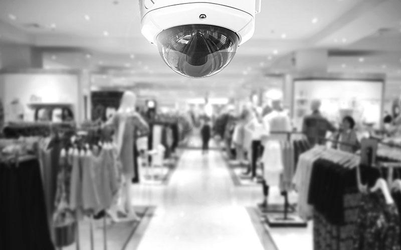 CCTV Camera System Solution for Carrefour Qatar