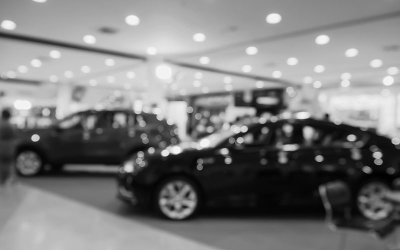 Background Music Solution for BMW Showroom Qatar