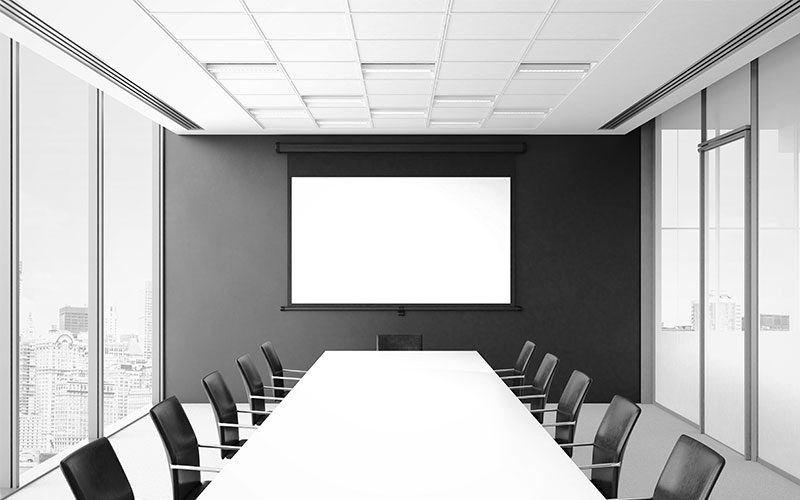 Meeting and Conference Room Solution for Alshaqab Academy Qatar