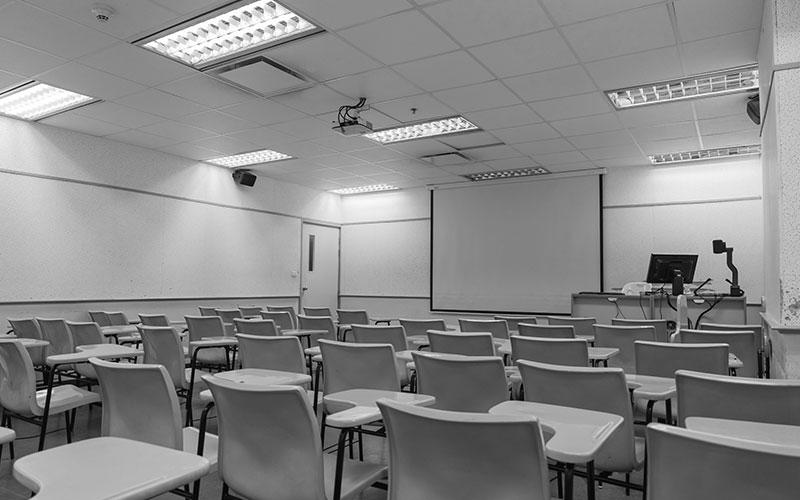 Smart Classroom in Qatar University