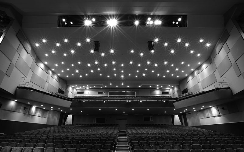 Audiovisual Solution for the auditorium of Qatar University