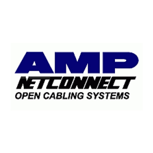 AMP Netconnect Open Cabling Systems Logo
