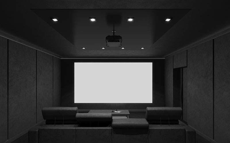 AV, Home theatre and PA solution by Technoq