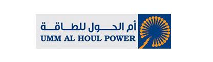 UMM Al Houl Power Logo