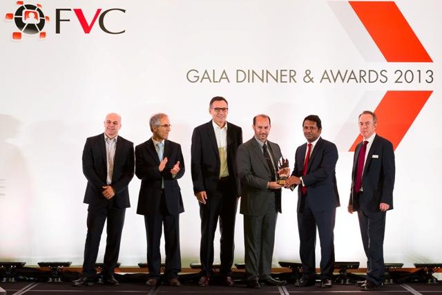 Gala Dinner Award 2013