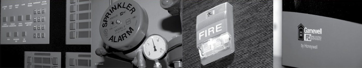 Fire alarm and detection system equipment from TechnoQ