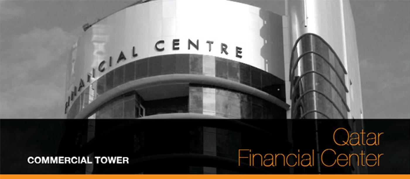 Techno Q Audiovisual and presentation system for Qatar Financial Center