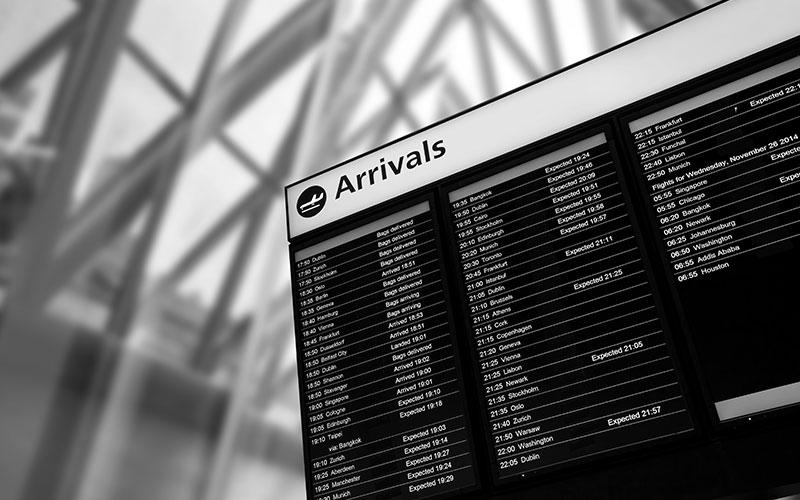 AV system Solution for Hamad International Airport