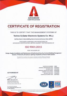 TechnoQ-Qatar-Electronic-Systems-Co